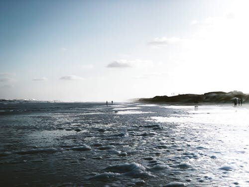Free stock photo of beach, cold, cold atmosphere