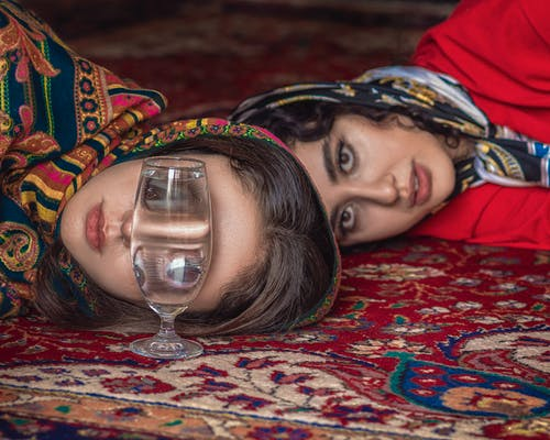 Free stock photo of carpet, color, eyeglasses