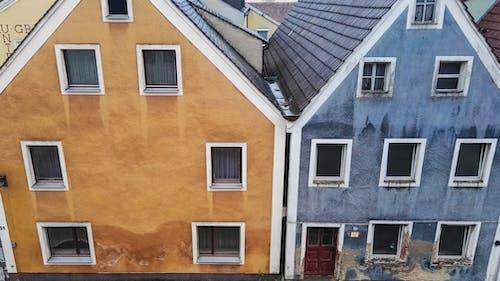 カラフル, 建物の無料の写真素材