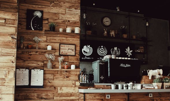 Free stock photos of coffee bar · Pexels