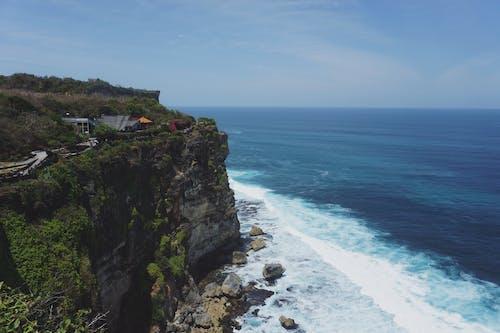 Photos gratuites de à flanc de colline, à flanc de falaise, bali