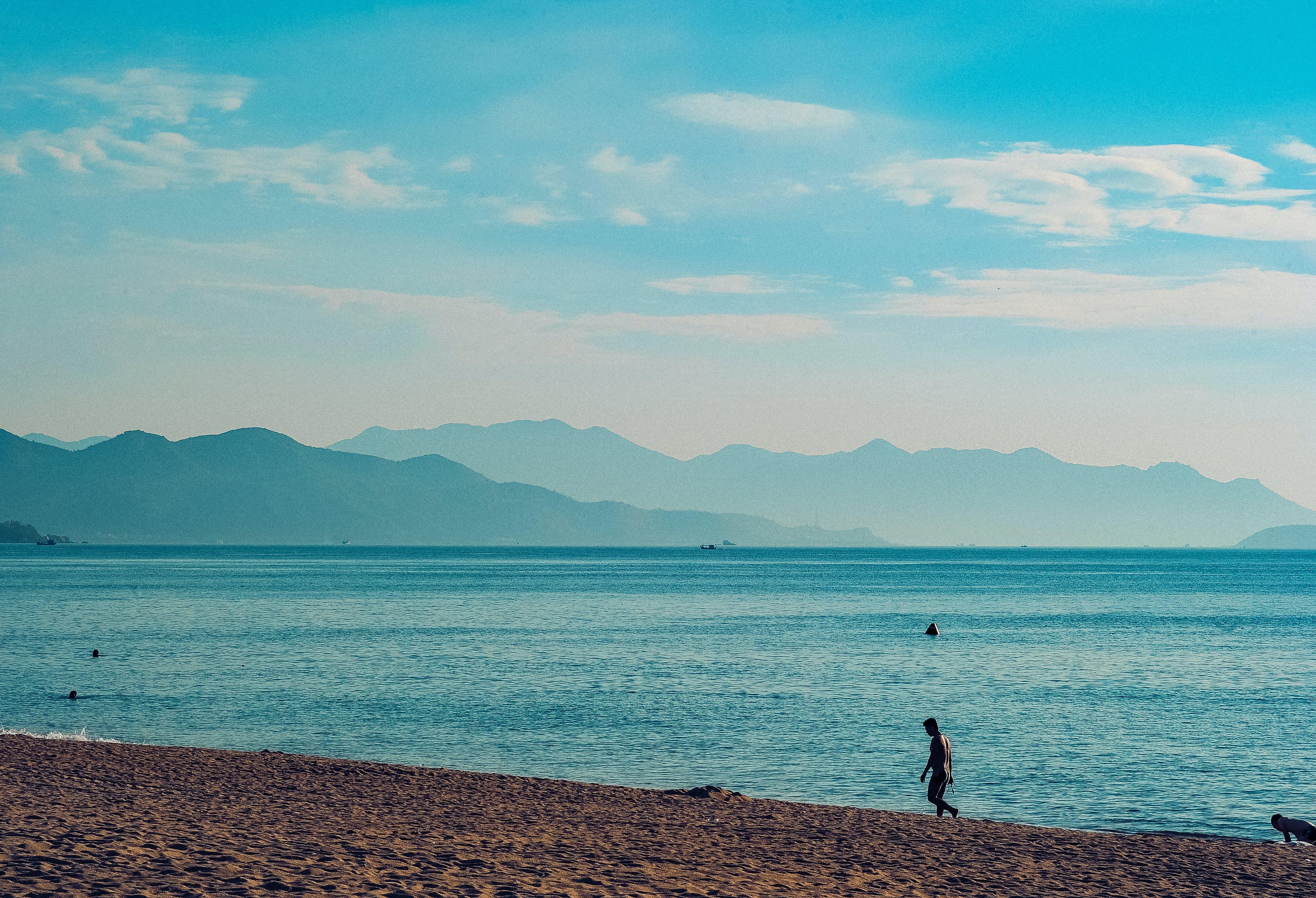Kostnadsfri bild av bergen, fredlig, fritid, hav