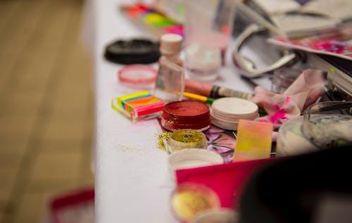 Free stock photo of makeup