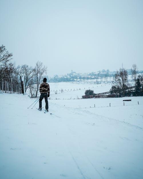 Gratis arkivbilde med 2021, backcountry, backcountry ski