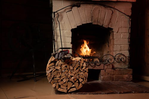 Бесплатное стоковое фото с горение, дрова, жара
