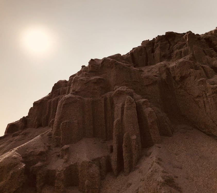 Free stock photo of sand mountain, sand mountains