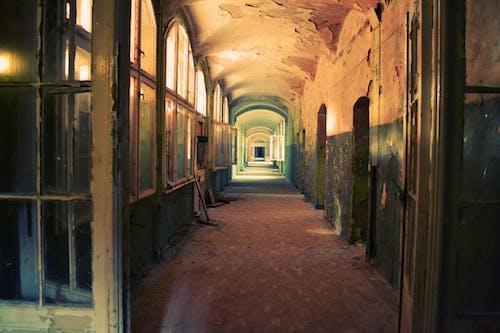 ビンテージ, 廃墟, 跡地, 迷ったの無料の写真素材
