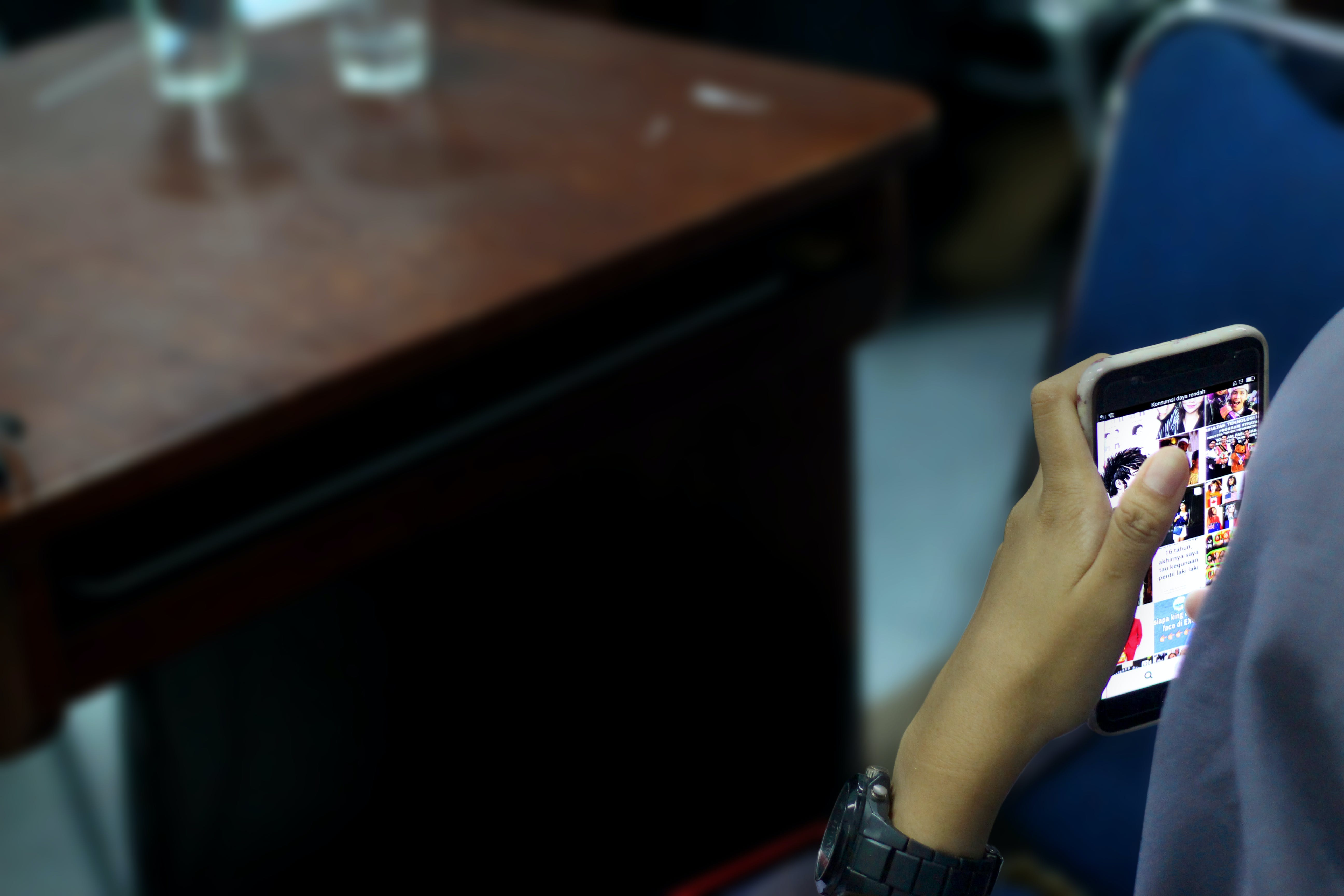 Free stock photo of aceh, adolescence, alone, android