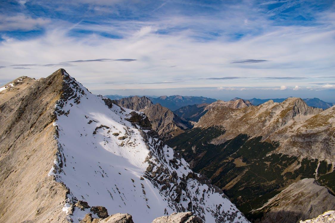 Kostenloses Stock Foto zu alpen, schnee