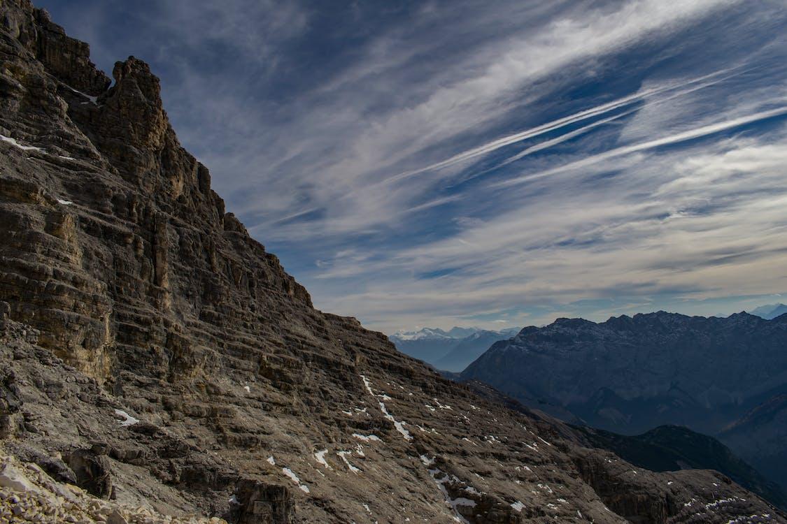 Kostenloses Stock Foto zu alpen, himmel
