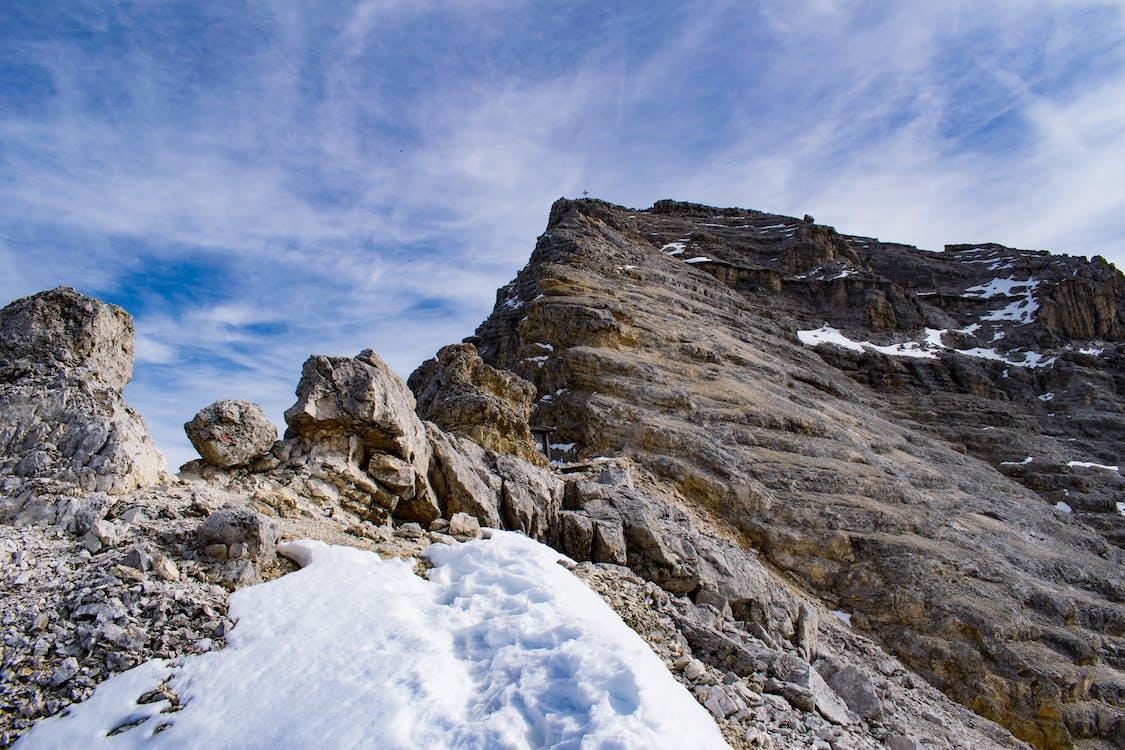 จุดสูงสุด, ภูเขาแอลป์, ยอดสูงสุด