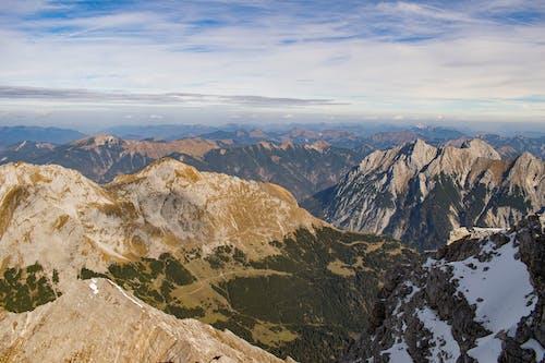 คลังภาพถ่ายฟรี ของ ภูเขาแอลป์