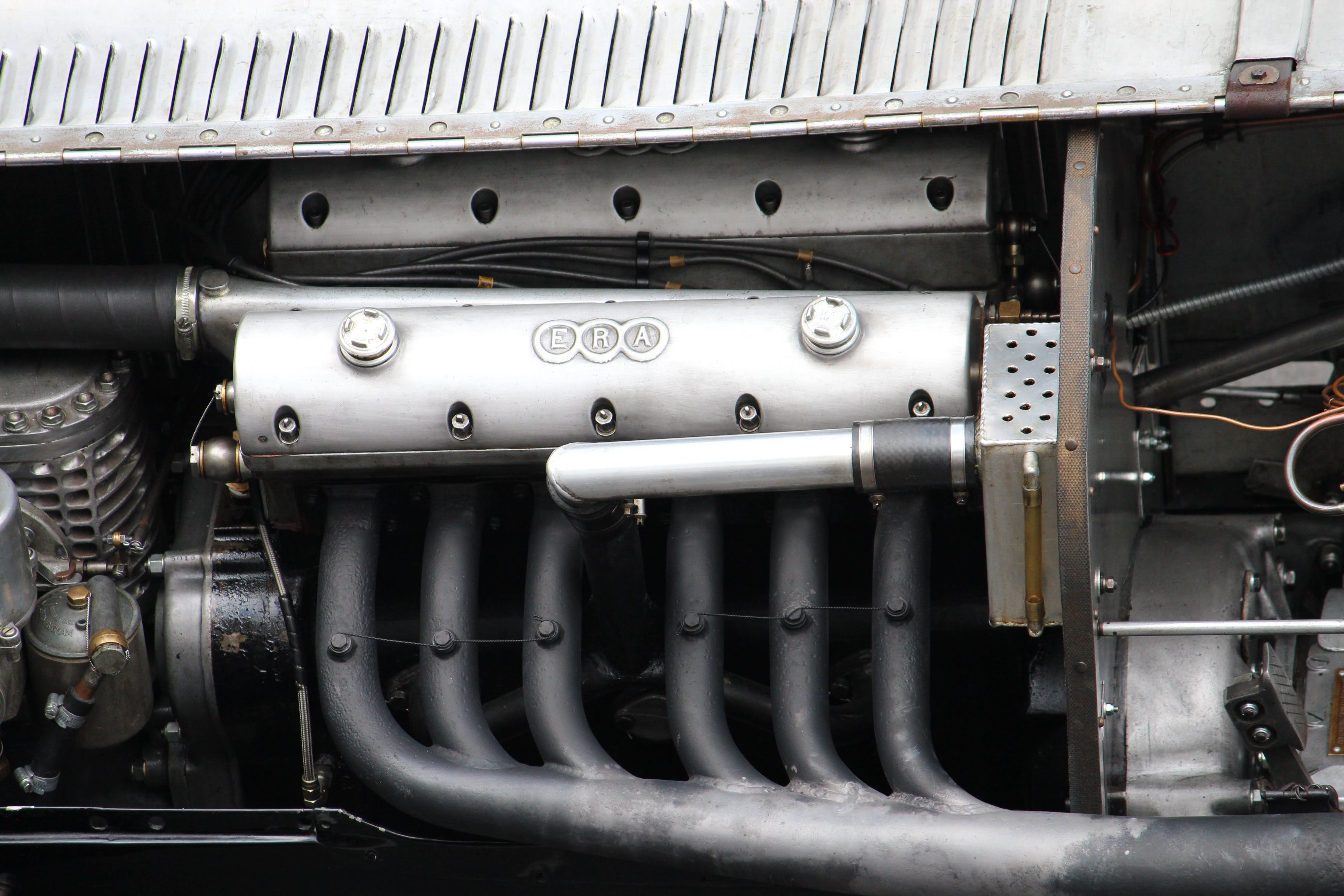 Free stock photo of car engine