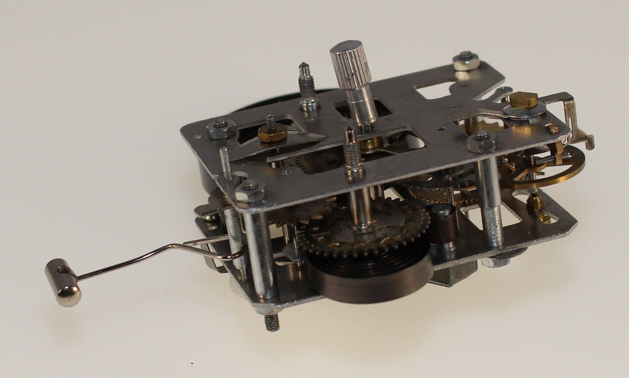 Free stock photo of clockwork