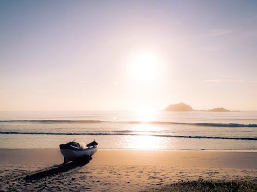 A Boat at the Seashore