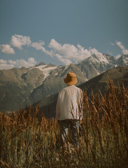 Photos gratuites de admirer, altitude, anonyme