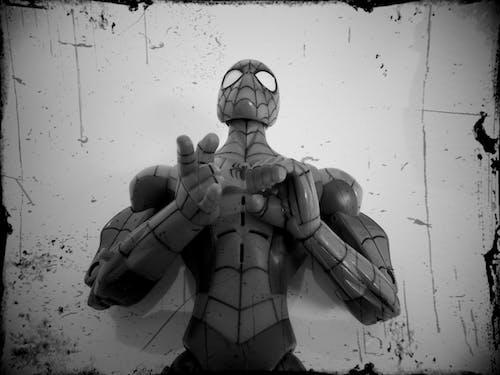 Free stock photo of comic, fotografia, hombre araña