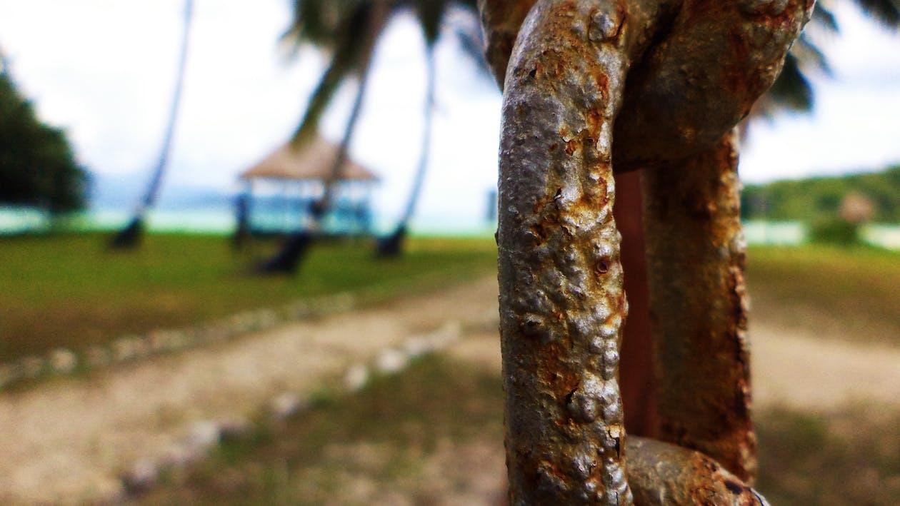 Free stock photo of andaman, chains, macro photo