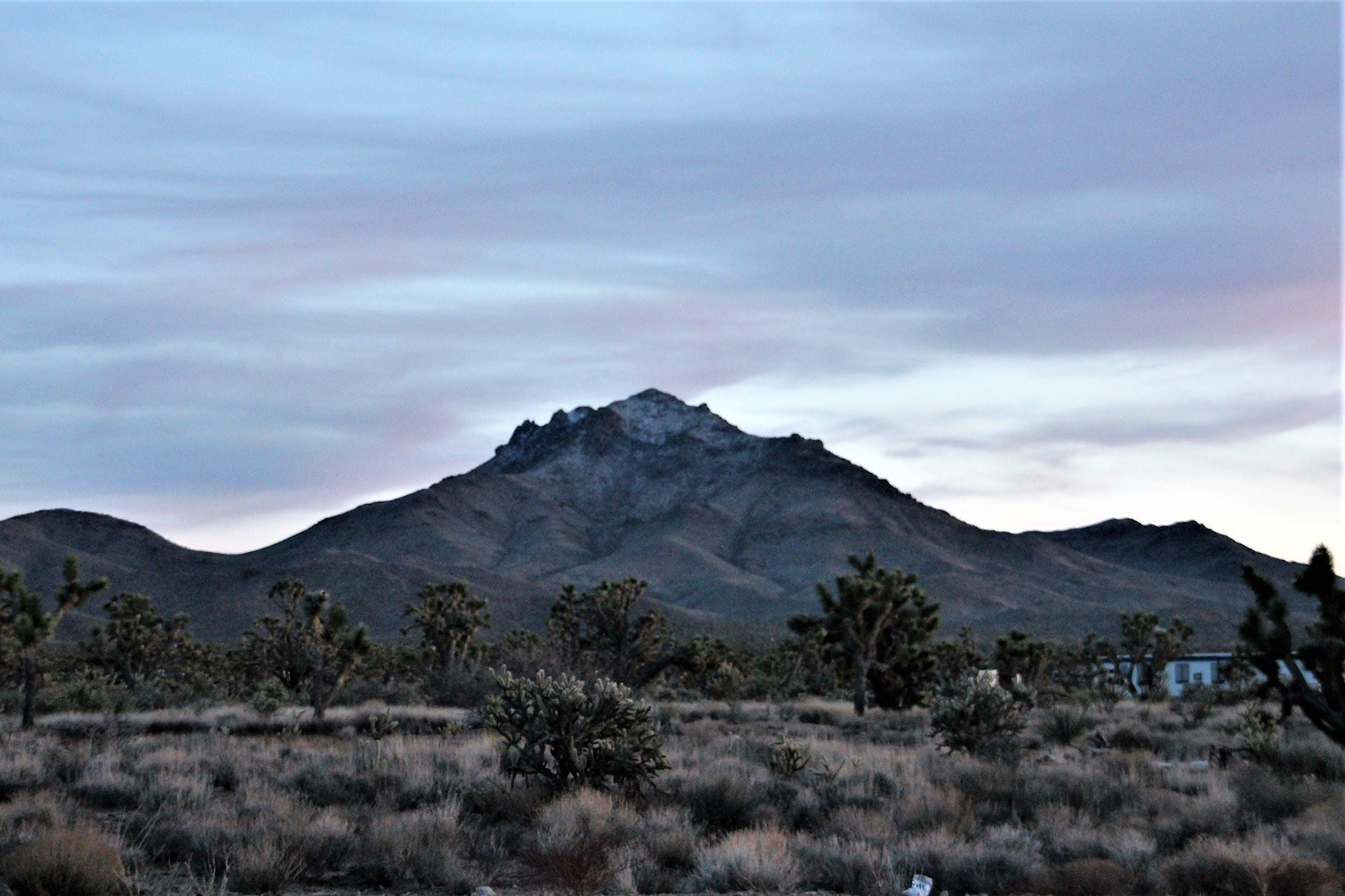 Free stock photo of desert, mountain