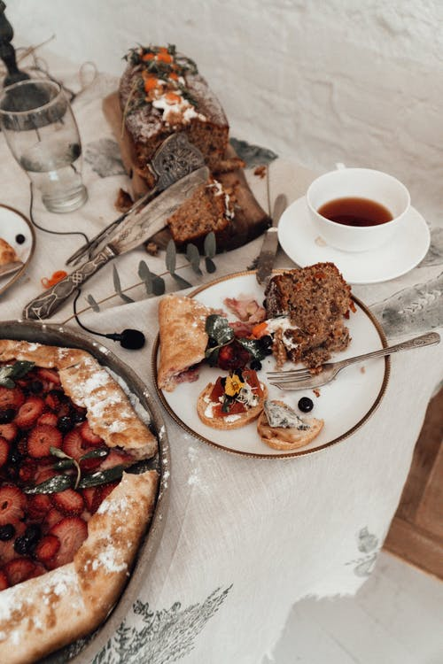 crostata, 一個, 一片 的 免费素材图片