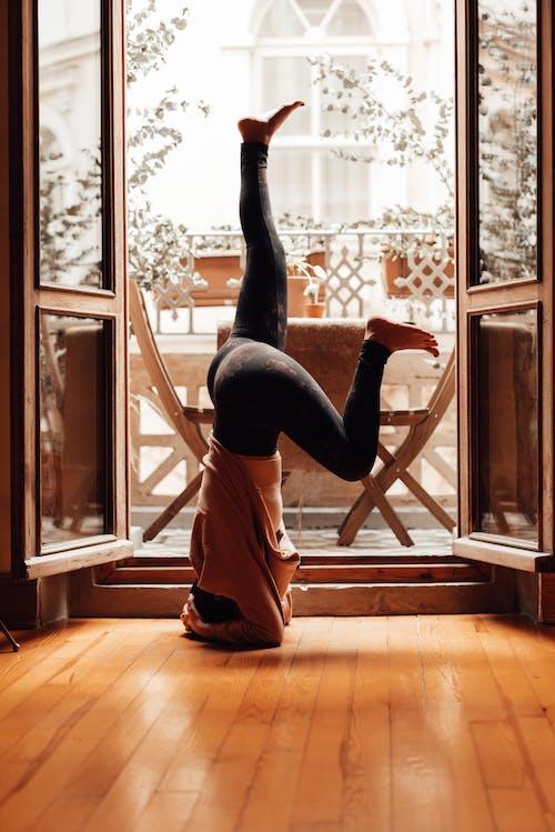 Бесплатное стоковое фото с Анонимный, Асана, баланс