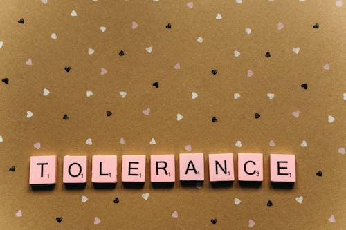 Základová fotografie zdarma na téma den tolerance, detail, kopírování
