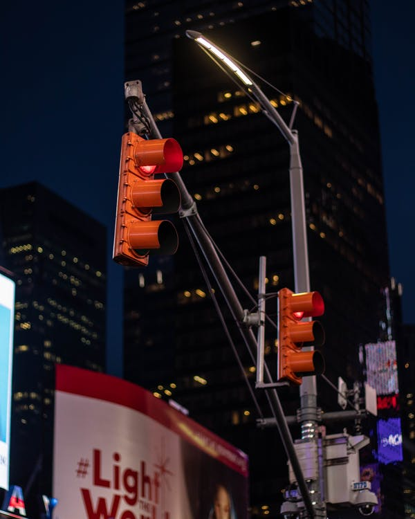 คลังภาพถ่ายฟรี ของ nyc, การจราจร, การท่องเที่ยว