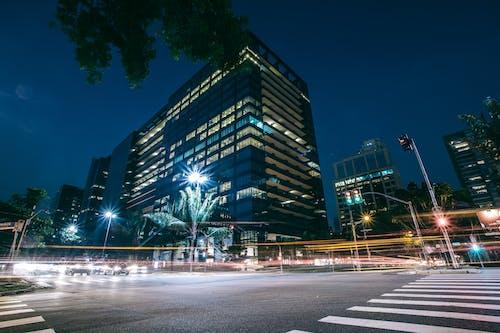 Foto stok gratis Arsitektur, bangunan, berbayang, cahaya