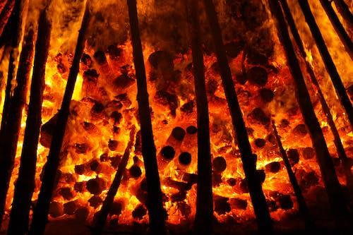 火, 火焰, 燃燒 的 免費圖庫相片