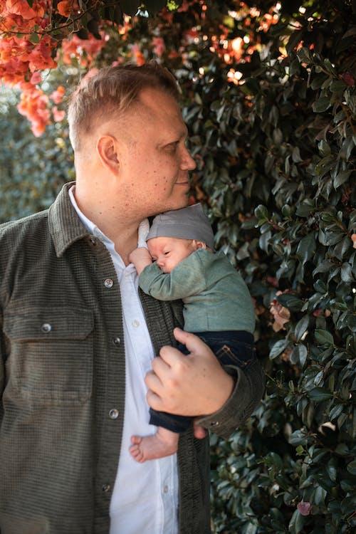 Ingyenes stockfotó apa, apa és gyermeke, apaság témában