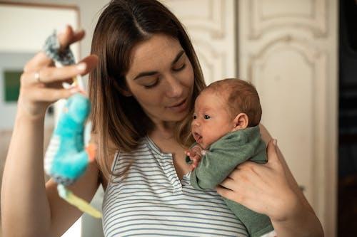 Kostenloses Stock Foto zu baby, babykleidung, bezaubernd