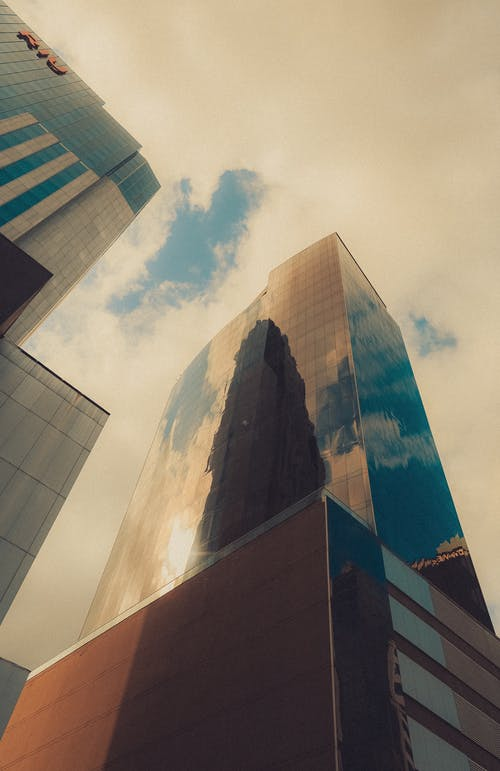 Free stock photo of bolt, building, modern art