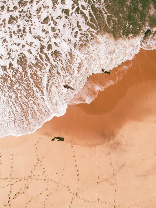 Бесплатное стоковое фото с аквамарин, берег, берег моря