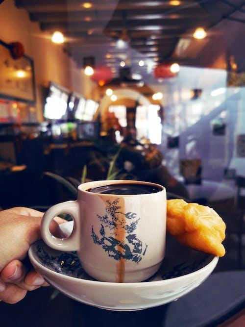 Free stock photo of black coffee, breakfast, brewed coffee