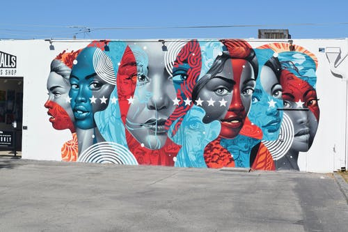 Free stock photo of bricole reincke, graffiti, graffiti art