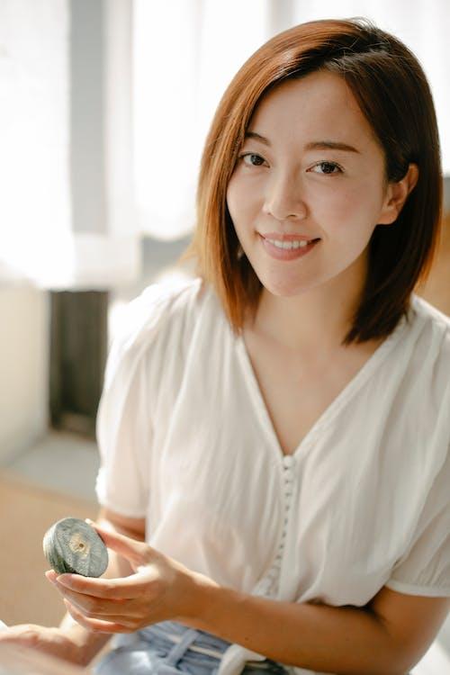 Бесплатное стоковое фото с азиатка, блестящий, блок