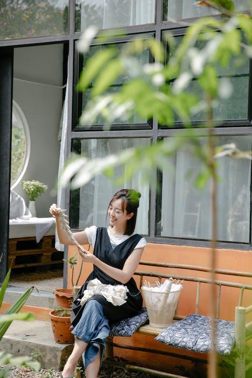 Foto stok gratis adat istiadat, alami, bahagia