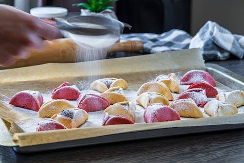 Fotos de stock gratuitas de amán, aperitivo, azúcar