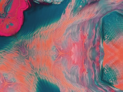 Бесплатное стоковое фото с orange_background, абстрактное искусство, абстрактный