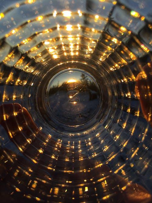Kostnadsfri bild av abstrakt foto, dricksglasögon, fotografera, glas