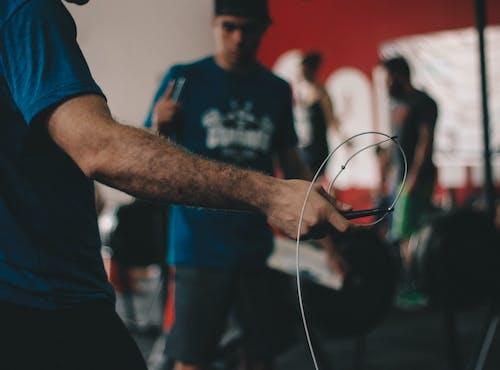 Immagine gratuita di atleta, crossfit, fitness, interni