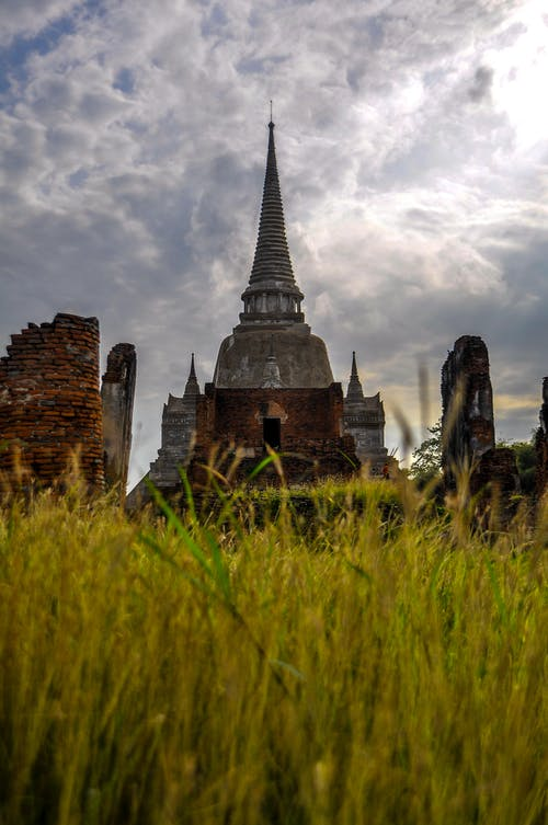 Free stock photo of ayutthaya