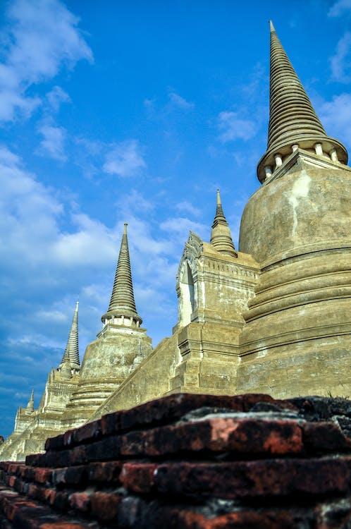 Free stock photo of ayutthaya