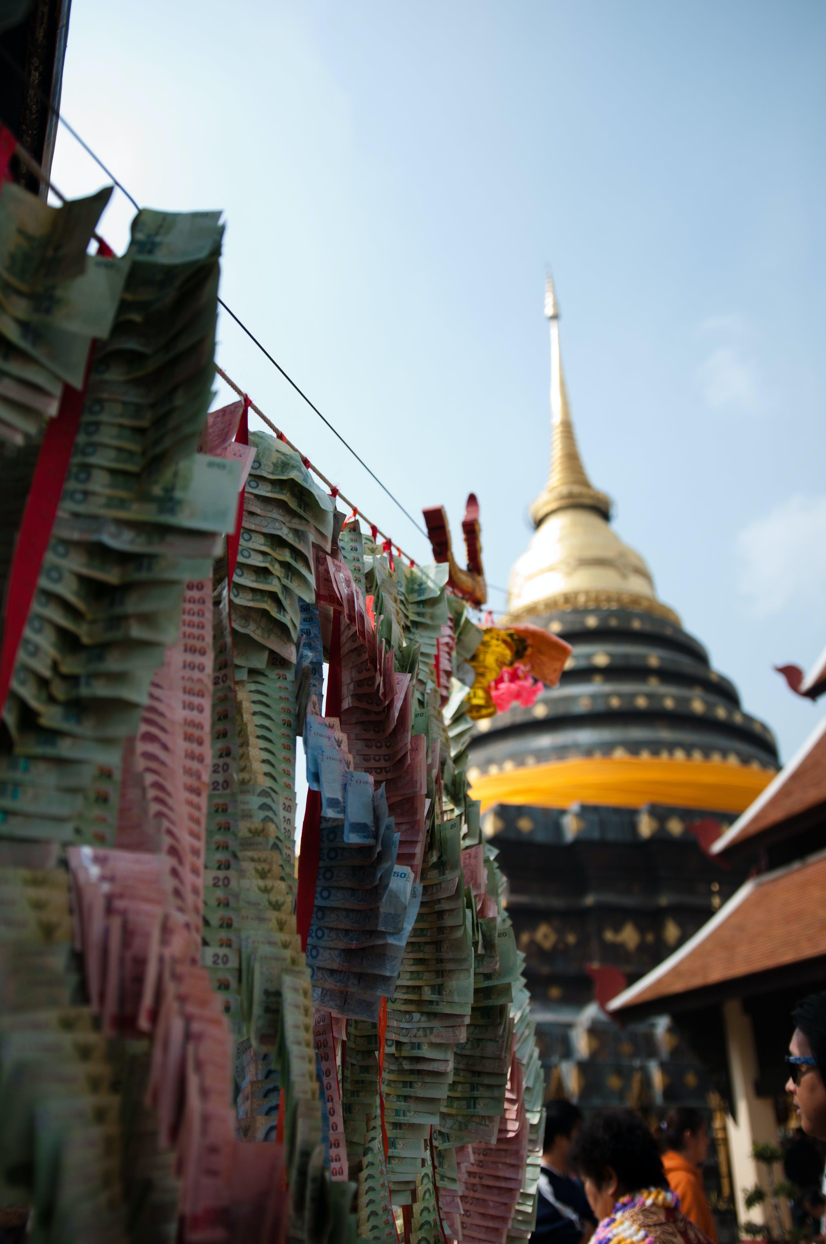 Free stock photo of Wat PrathatLampangLuang