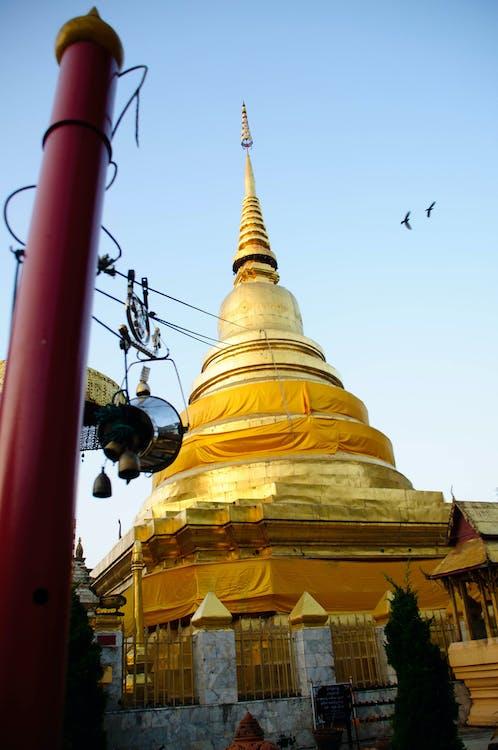 Free stock photo of Wat PrathatSadet