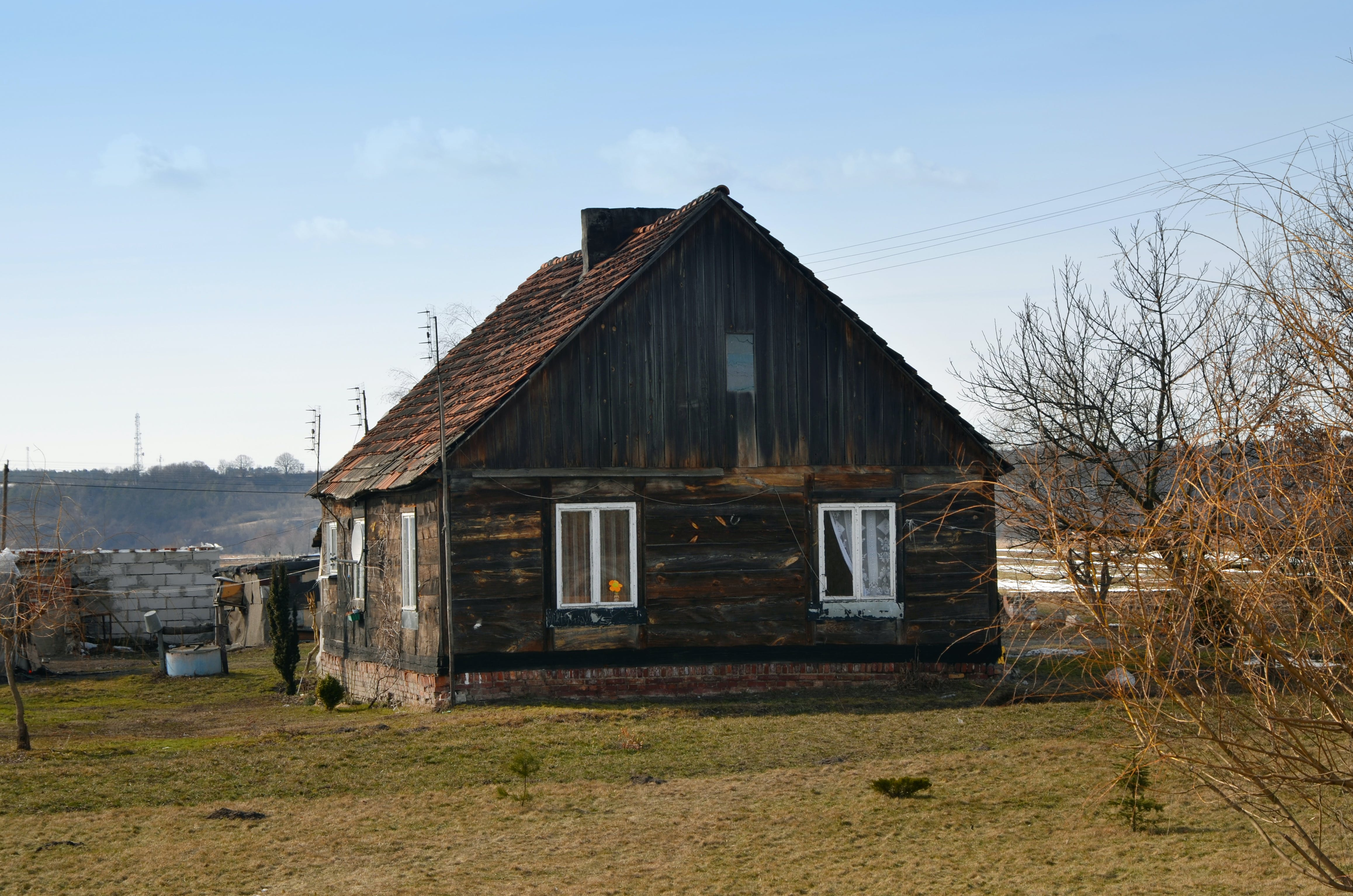 Free stock photo of Bratwin, house, old, poland