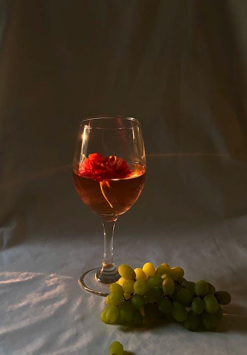 Gratis lagerfoto af alkohol, aromatisk, bæger