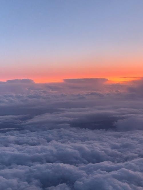Darmowe zdjęcie z galerii z atmosfera, błękitne niebo, chmura