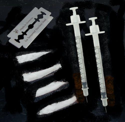Free stock photo of addict, cocaine, coke