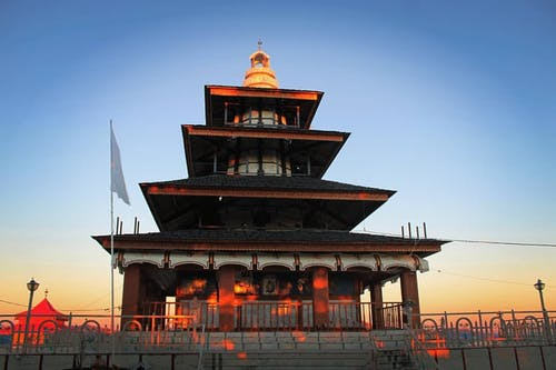 Free stock photo of goddess, Hindu temple